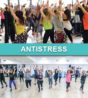 ANTISTRESS - Fitness