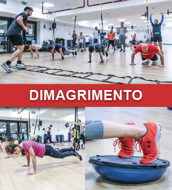 DIMAGRIMENTO - Fitness